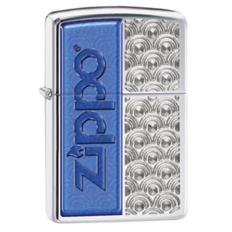"""Зажигалка Zippo """"Scallops with Zippo"""" 28658"""