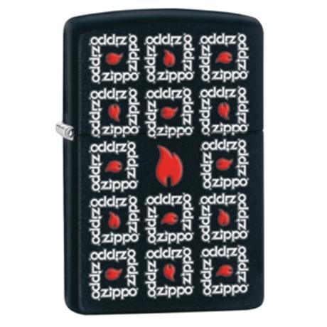 """Зажигалка Zippo """"Surround Boxes"""" 28667"""