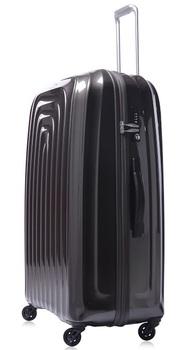 Чемодан WAVE XL на 4 колесах (93л,3,8кг) (54,2x81x32,2см)
