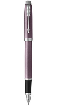 Ручка перьевая Parker IM 17 Light Purple CT FP F 22 711