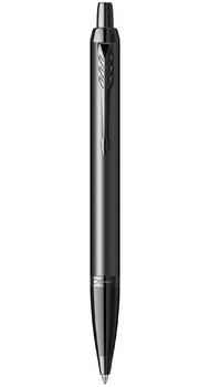Шариковая ручка Parker IM 17 Achromatic Black BT BP 22932