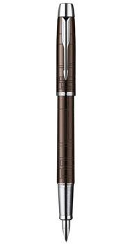 Ручка Parker IM Premium Metallic Brown FP F 20412K