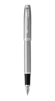 Перьевая ручка Parker IM 17 Stainless Steel CT FP F 26 211