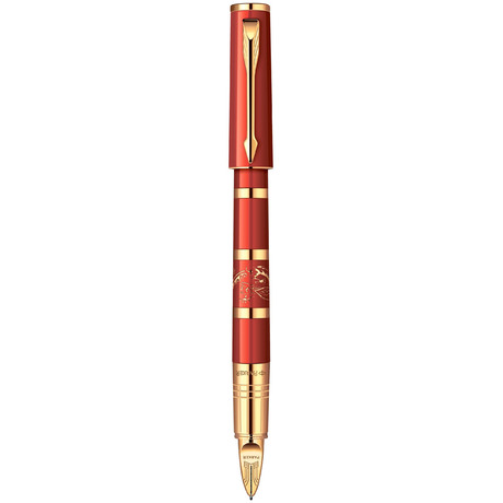 Ручка Parker INGENUITY Slim Red Dragon GT 5TH Limited Edition 90552R