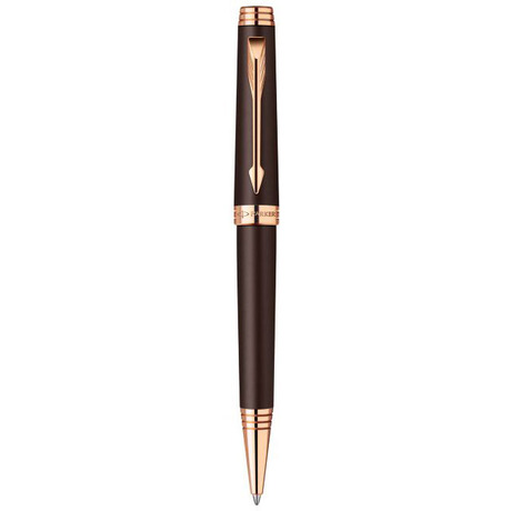 Шариковая ручка Parker PREMIER Soft Brown PGT 89732K