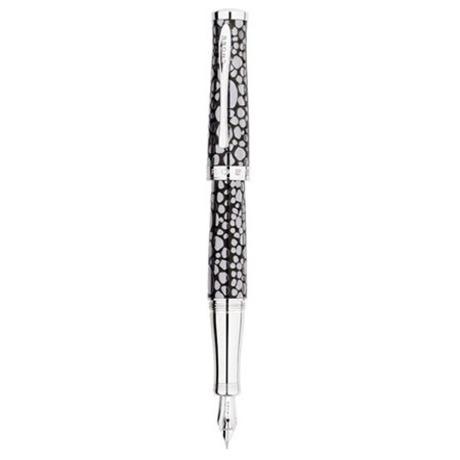 Ручка Cross SAUVAGE Grey/Stingray Pattern FP F Cr03166