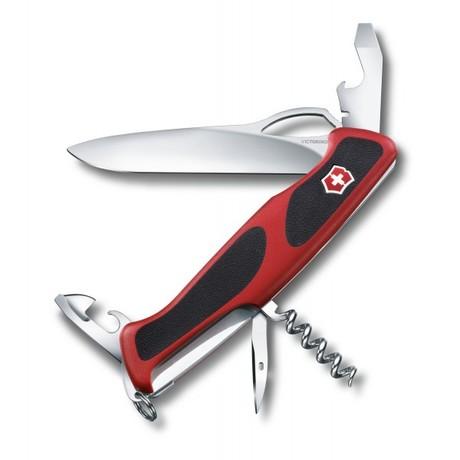 RANGERGRIP 61 130мм 2сл 11 предметов красный-черн одноруч lock штоп Vx09553.MC