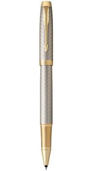 Ручка роллер Parker IM 17 Premium Warm Silver GT RB 24 122