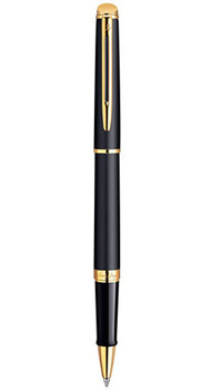 Ручка Waterman HEMISPHERE Mаtte Black RB 42003
