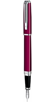 Ручка Waterman EXCEPTION Slim Raspberry ST FP F 11035