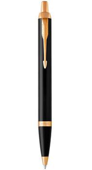 Шариковая ручка Parker IM 17 Black GT BP 22 032