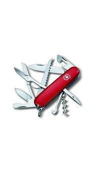 Складной нож Victorinox HUNTSMAN 91мм 15 предметов Красный Vx13713