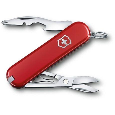Складной нож Victorinox JETSETTER 58мм 7функ крас ножн отверт Vx06263