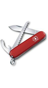 Складной нож Victorinox WALKER 84мм 2сл 9функ крас пила Vx02313