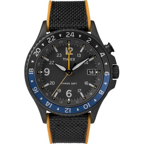 Мужские часы IQ Allied 3-GMT Tx2r70600