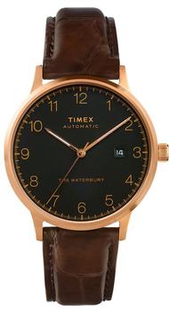 Мужские часы WATERBURY Automatic Tx2t70100