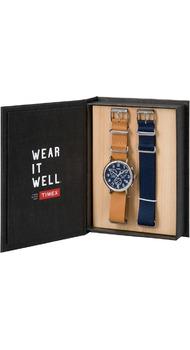 Мужские часы WEEKENDER Chrono Oversized Tx012800-wg