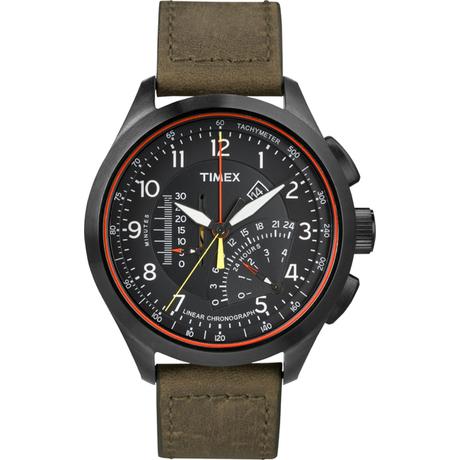 Мужские часы IQ Linear Chrono Tx2p276