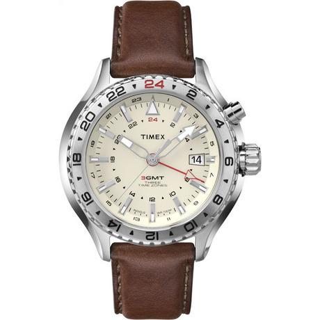 Мужские часы IQ 3-GMT Tx2p426