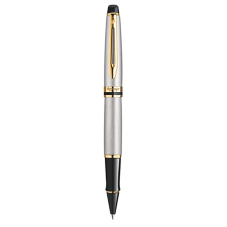 Ручка Waterman EXPERT Stainless Steel GT RB 40 042