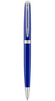 Ручка шариковая Waterman HEMISPHERE Bright Blue CT BP 22 571