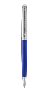 Ручка шариковая Waterman HEMISPHERE Deluxe Blue Wave BP 22 086