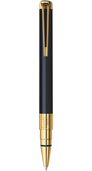 Ручка Waterman PERSPECTIVE Black GT BP 21400