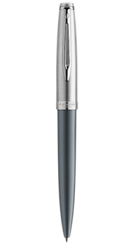 Ручка шариковая Waterman EMBLEME Deluxe Grey CT BP 23 505