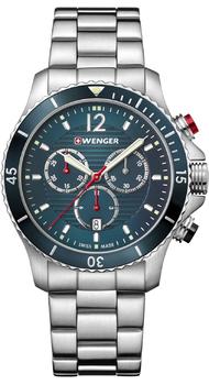 Мужские часы Wenger SEAFORCE Chrono W01.0643.115