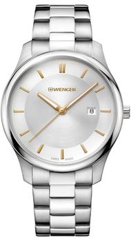 Мужские часы Wenger CITY CLASSIC W01.1441.105