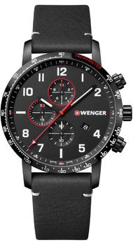 Мужские часы Wenger Chrono ATTITUDE W01.1543.106