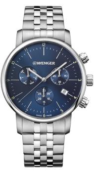 Мужские часы Wenger URBAN CLASSIC Chrono W01.1743.105