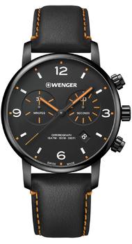 Мужские часы Wenger URBAN METROPOLITAN Chrono W01.1743.114