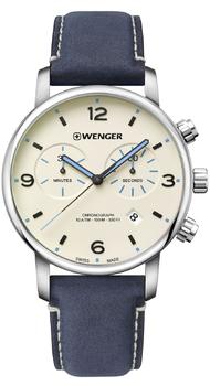 Мужские часы Wenger URBAN METROPOLITAN Chrono W01.1743.119