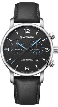 Мужские часы Wenger URBAN METROPOLITAN Chrono W01.1743.120
