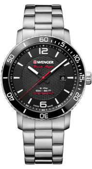 Мужские часы Wenger ROADSTER Black Night W01.1841.104
