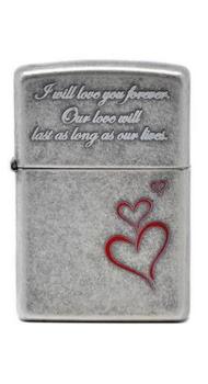 Зажигалка Zippo Forever Love ZA-1 -1