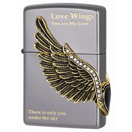 Зажигалка Zippo Love Wings ZA-1-16A