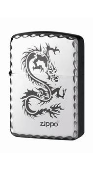 Зажигалка Zippo Dragon Silver ZA-1-18B