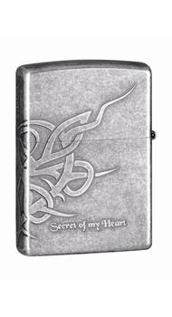 Зажигалка Zippo Secret of my Heart ZA-1-31B