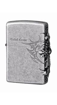 Зажигалка Zippo Side Tribal Cross Emblem ZA-1-33B