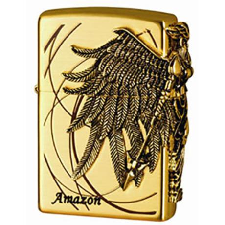 Зажигалка Zippo Amazon 1 GD ZA-1-36A