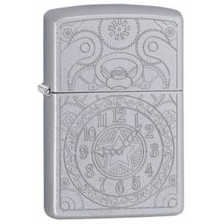 Зажигалка Zippo 205 PF18 Clock Gadget Desing 29699