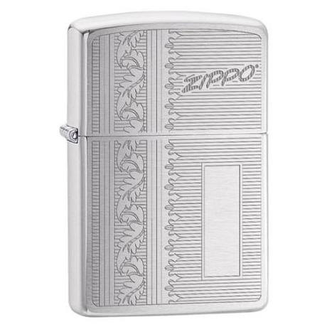 Зажигалка Zippo 200 PF18 Zippo Initial Panel Design 29682