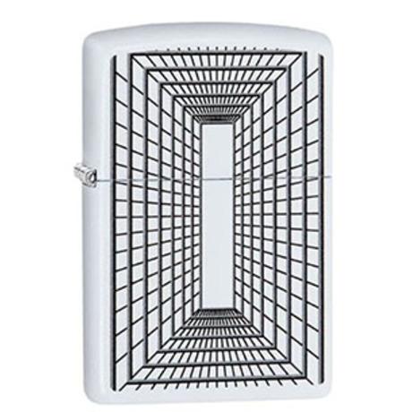 Зажигалка ZIPPO 214 PF19 Lines Boxed Design 29916