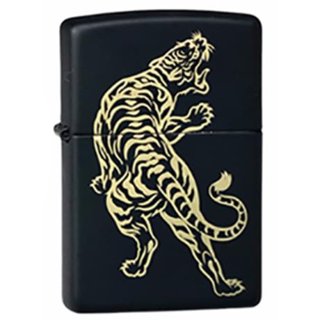 Зажигалка ZIPPO 218 PF19 Tiger Design 29924