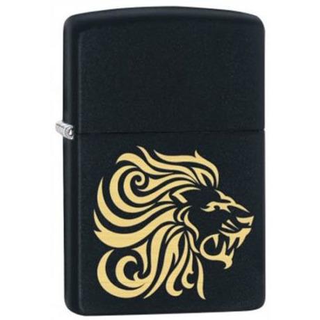 Зажигалка Zippo 218 PF18 Lion Head Design 29688