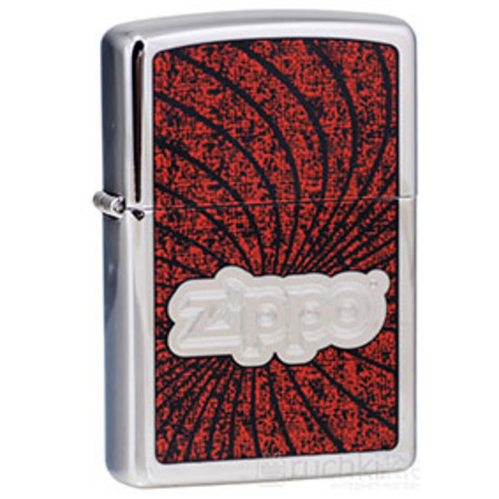 Зажигалка Zippo 250 ZIPPO SPIRAL 24804