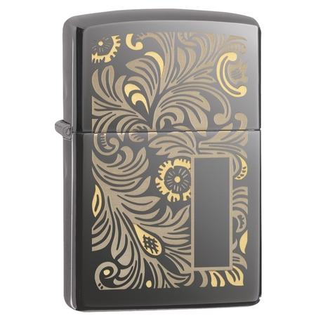 Зажигалка Zippo Luxury Venetian Design 150 LUX19PF 49162