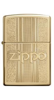 Зажигалка ZIPPO 254B Zippo and Pattern Design 29677